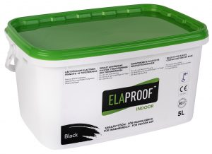ElaProof Indoor 5 liter black.