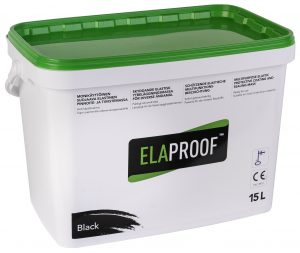 ElaProof H 15 liter black.