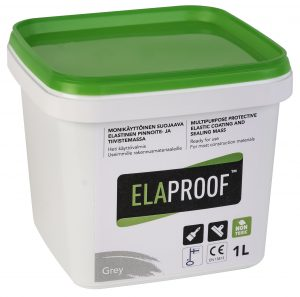 ElaProof H 1 liter grey.